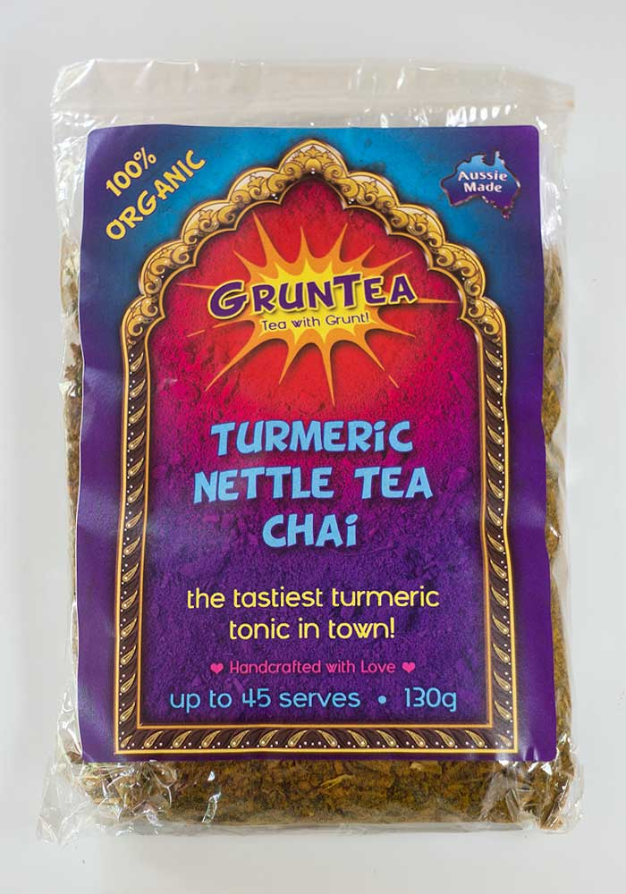 130g bag nettle tea