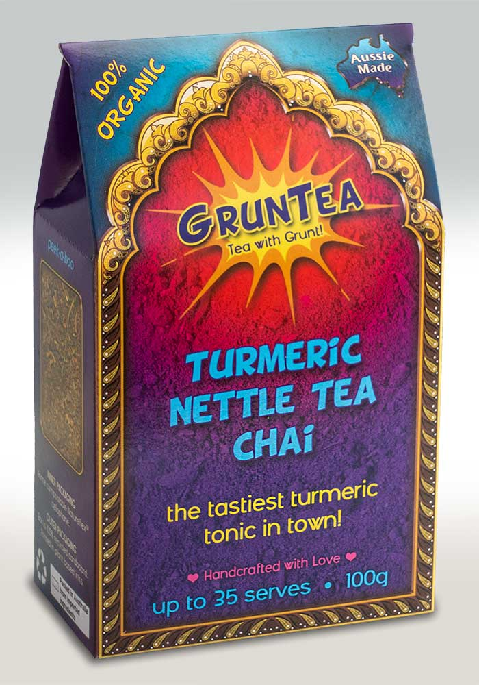 Box of 100g Nettle Chai Tea